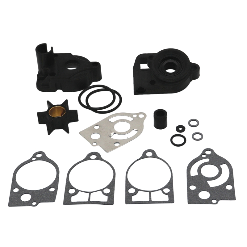 Water Pump Impeller Kit for Mercury 30 35 40 45 50 60 65 70 HP 46-77177A3 18-3324