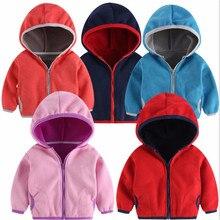 LILIGIRL – veste à capuche pour enfants de 1 à 10 ans, garçon et fille, sweat-shirt chaud avec fermeture éclair, nouvelle collection 2020