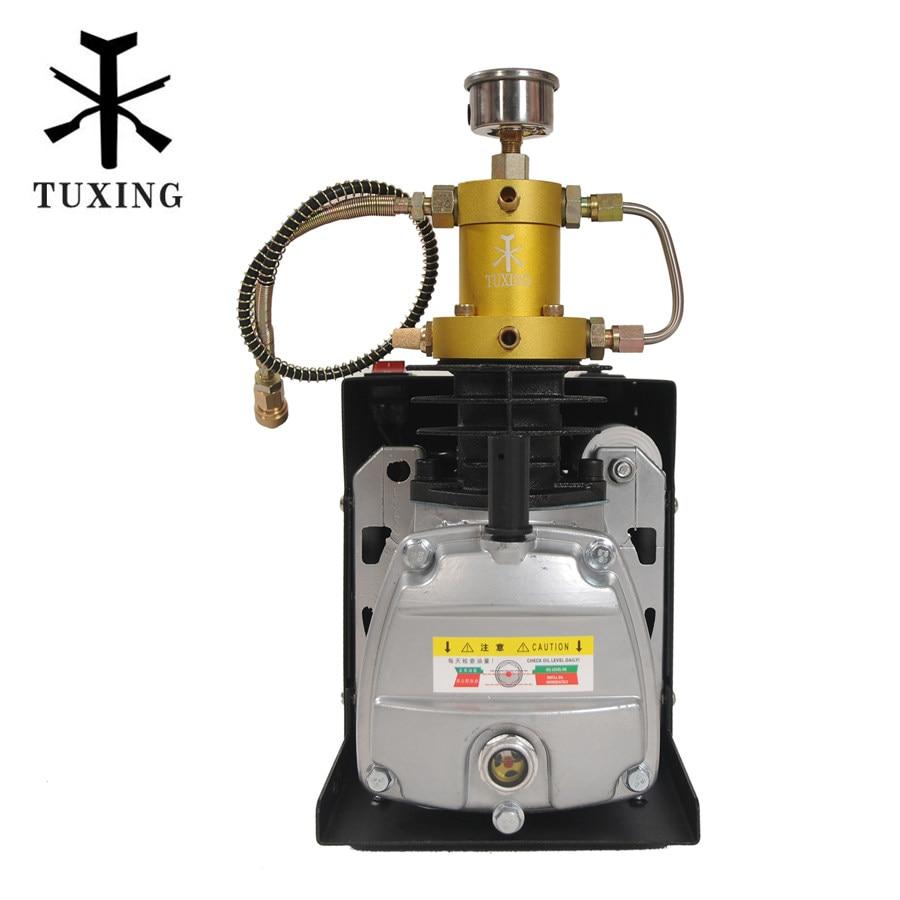 300bar High Pressure Pump 12v Compressor Compressor Diving Filter For Pneumatic Rifle , Ship From Russia