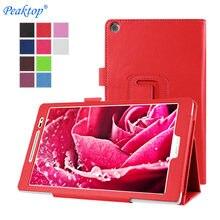 Чехлы для планшетов Asus Zenpad 8,0 Z380 Z380C Z380KL, защитный чехол из искусственной кожи для планшета Zenpad 8,0 дюймов, чехол из искусственной кожи