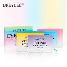 Breeylee eye maskBreylee vitamin C Eye MaskCrystal Collagen Eye Cream Moisturizes Anti-aging Acne Beauty Eye Mahybrid