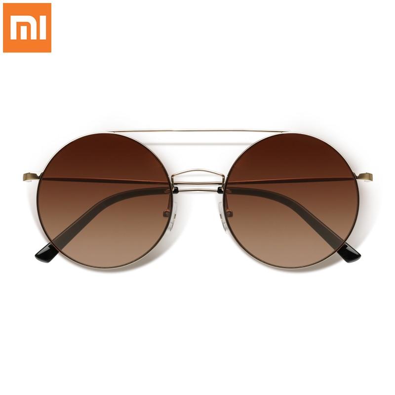 Оригинальные нейлоновые солнцезащитные очки Xiaomi Mijia TS, ультратонкие легкие очки, предназначены для путешествий на открытом воздухе для муж...