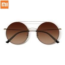 Orijinal Xiaomi Mijia TS naylon güneş gözlüğü Ultra ince hafif tasarlanmış açık seyahat için erkek kadın