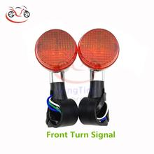 Motorfiets Voor & Achter Richtingaanwijzer Signalering Lichten Voor Honda Magna 250 750 Steed 400 600 Shadow 400 750