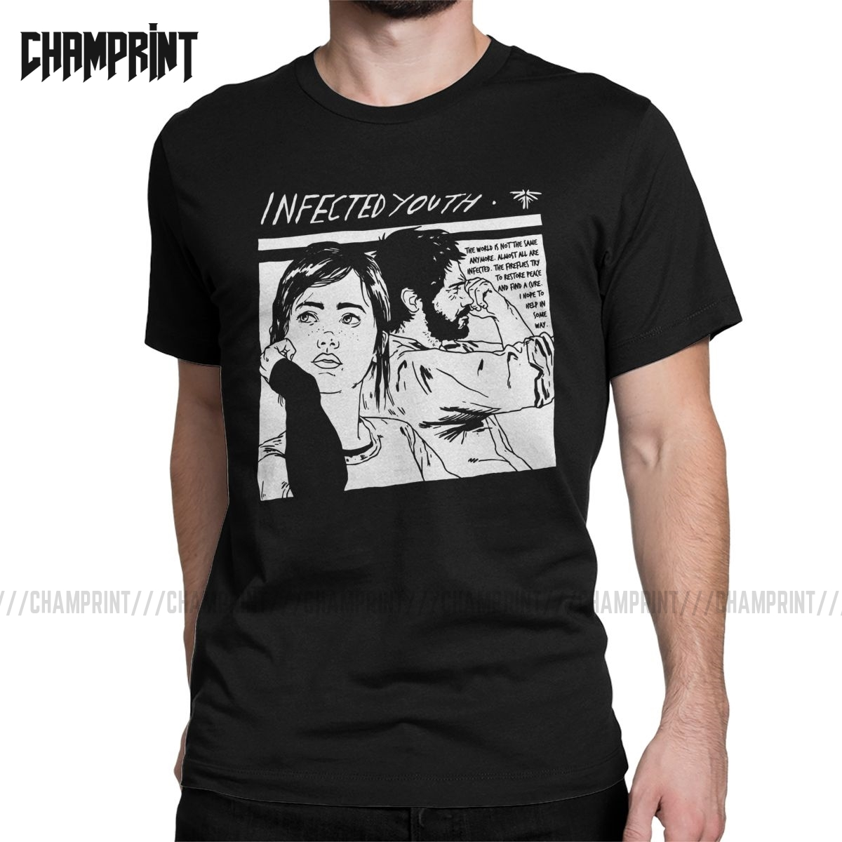 All Sizes /& Colors Custom Infected Gamer T-Shirt