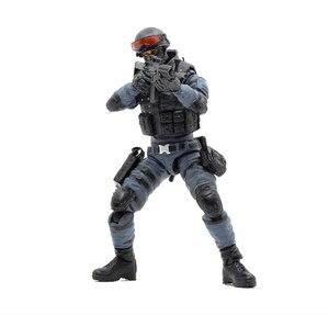 Image 5 - JOYTOY 1/18 aksiyon figürü SWAT asker oyun karakter çapraz ateş (CF) ücretsiz kargo