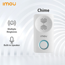 Dahua imou Wireless Doorbell Smart Chime Alarm Doorbell Speaker For Home Security Electronic DoorBell Chime(Without Battery)