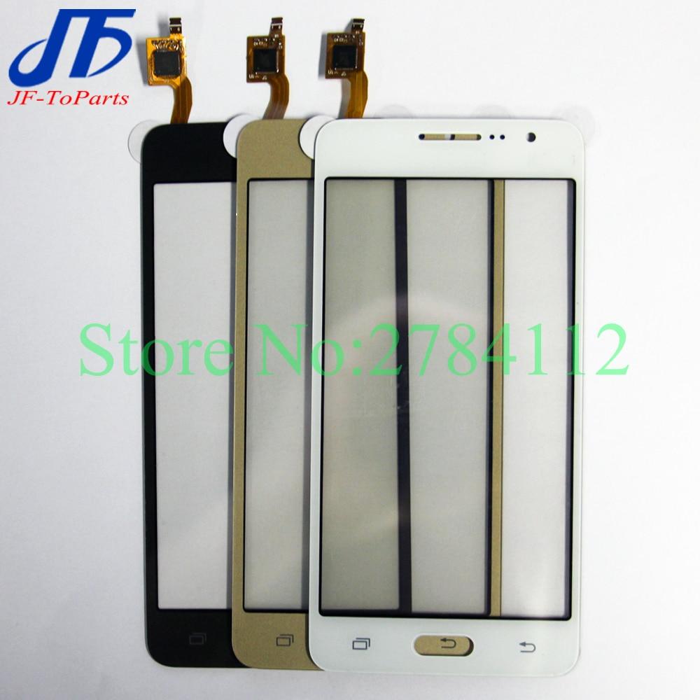 50Pcs touch panel Für Samsung Galaxy Groß Prime G531 G530 G532 touchscreen Digitizer Vorderen Äußeren Bildschirm Glas Objektiv