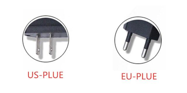 Adaptateur dalimentation multitension 3v 4.5v 6v 7.5v 9v 12v   Adaptateur dalimentation, câble de convertisseur, 7 prises, adaptateurs 3A 30W universel