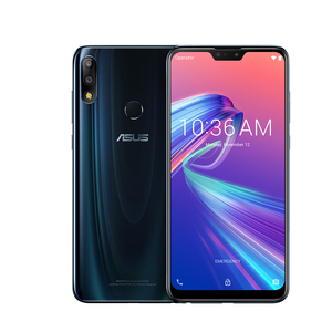 Image 2 - ASUS ZenFone Max Pro M2 ZB631KL 4GB RAM 64GB ROM NFC 6.3 inch 4G LTE Smartphone Face ID 5000mAh Android 8.1
