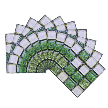 10*10cm Mosaic Self Adhesive Tile Wall Stickers Vinyl Bathroom Kitchen Home Decoration DIY PVC Stickers Decals Wallpaper 10pcs 9