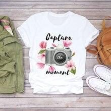 Женская футболка с рисунком подсолнуха летняя принтом сердца