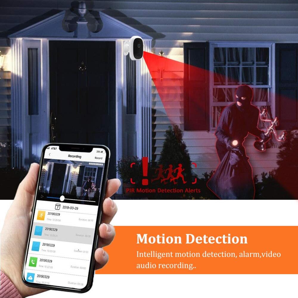 Image 4 - WONSDAR IP Camera WIFI 960P Home Security Wireless Mini Camera Surveillance CCTV Baby Monitor IR Night Vision P2P YCC365 PlusSurveillance Cameras   -