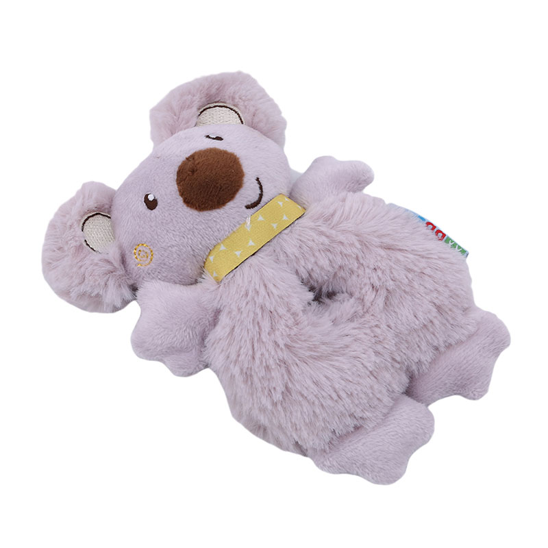 2019 Soft Baby Rattle Toy Doll Hand-rolled Koala Plush Doll With Ring Ball Bed Plaything Infant Toys For Newborns 0-12 Months