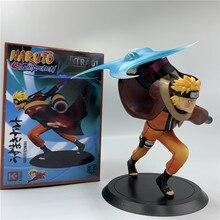 Anime Naruto Shippuden Uzumaki Naruto 7th. Rasengan Vechten Ver. Pvc Action Figure Naruto Verzamelen Model 18Cm