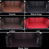 ZHAOYANHUA Car trunk mats for Audi Q3 Q5 Q7 volvo xc40 haval f7 car styling all weather carpet floor liner