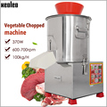 Xeoleo 100 кг/ч машина для измельчения овощей машина для измельчения мяса из нержавеющей стали машина для пены подходит для мяса/сухого перца