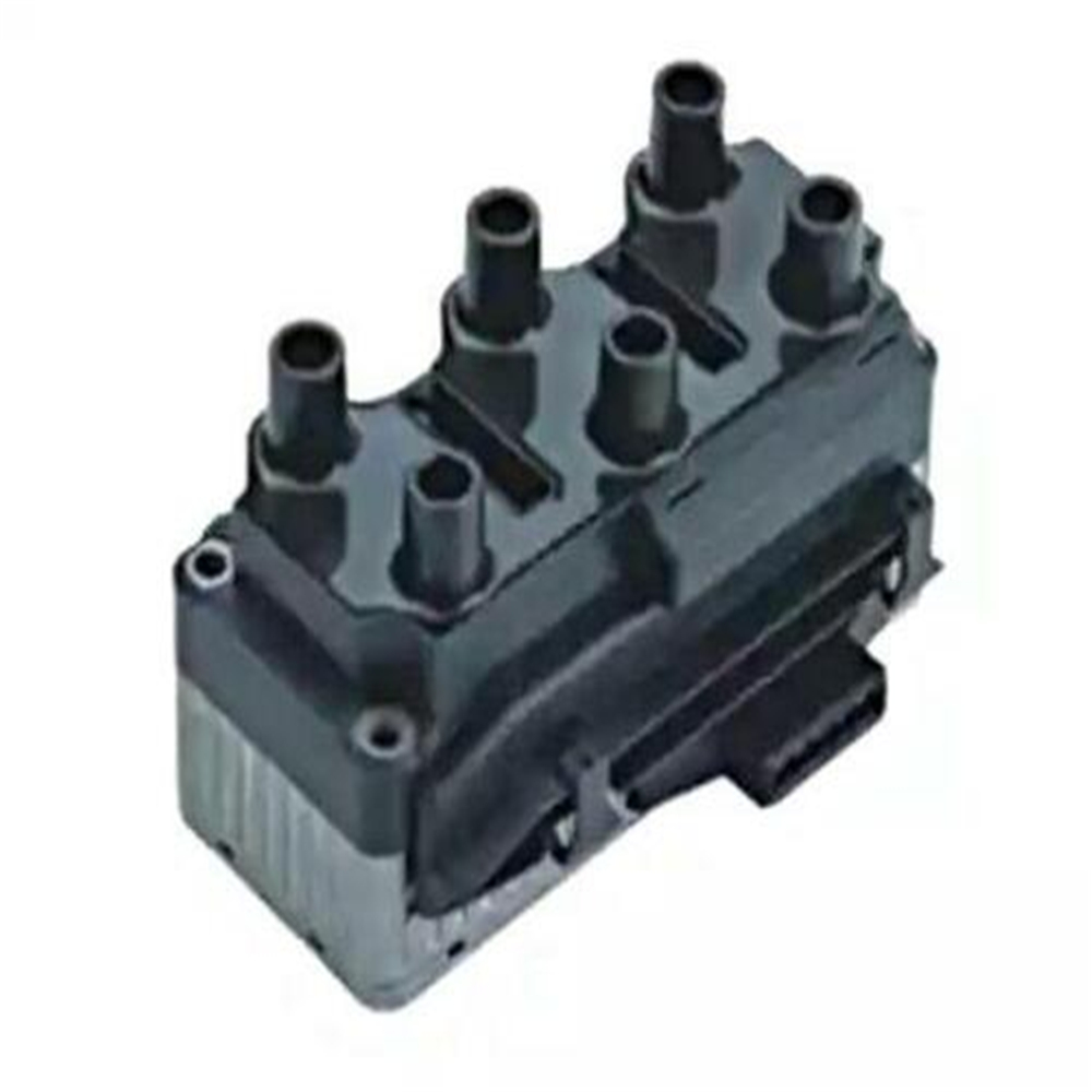 Ignition Coil Packs 0031585001 For <font><b>VW</b></font> <font><b>Golf</b></font> <font><b>MK3</b></font> Corrado 2.8 2.9 <font><b>VR6</b></font> 1989-1998 image