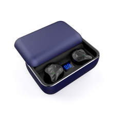TWS True Wireless Bluetooth Earphone HiFi Stereo Sound Earbuds with Miniphone Handfree