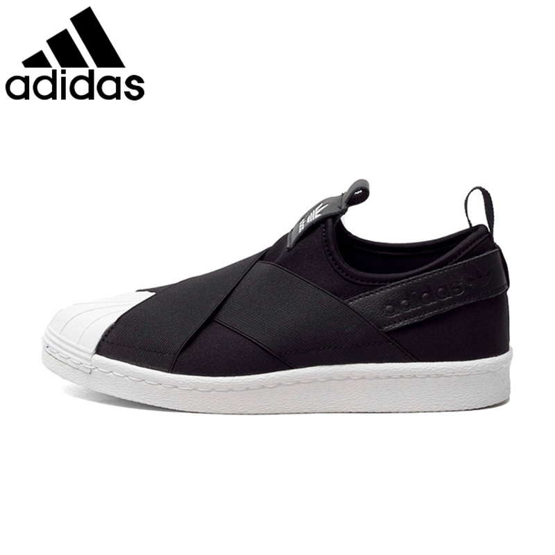 Original Authentic <font><b>Adidas</b></font> Superstar Clover <font><b>Unisex</b></font> Skateboarding Shoes New Men and Women Canvas Sneakers Flat Comfortable S81338 image