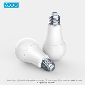 Image 2 - Aqara 9W E27 2700K 6500K 806lum Smart White Color LED Bulb Light Work With Home Kit And MIjia app