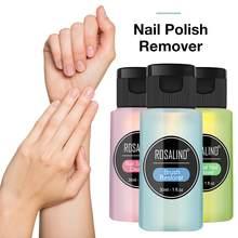 1/3 pçs 30ml desengraxador de unhas remove o excesso de gel aumenta o brilho uv led unha gel polonês removedor da arte do prego escova mais limpa