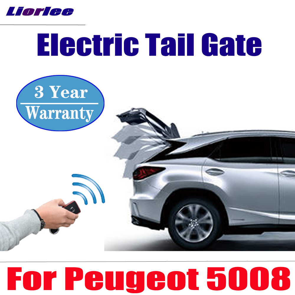 Car Accessories Electric Tail Gate Lift For Peugeot 5008 T87 2017 2018...