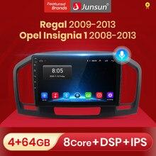 Junsun V1 pro 2G + 32G Android 10 Für Buick Regal 2009 - 2013 Opel Insignia 1 2008-2013 auto Radio Multimedia Video Player GPS dvd