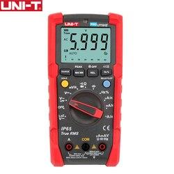 UNI-T cyfrowy multimetr True RMS Auto zakres AC DC miernik napięcia prądu pojemność Tester rezystancji częstotliwości UT191E UT191T