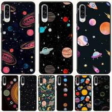 BaweiTE beauty starry sky beauty Coque Shell Phone Case For Samsung A10 20 30 40 50 70 10S 20S 2 Core C8 A30S A50S beauty core