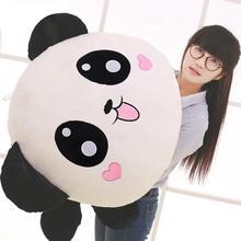 Милая плюшевая кукла игрушка чучело панда мягкая подушка дети подарок на день рождения