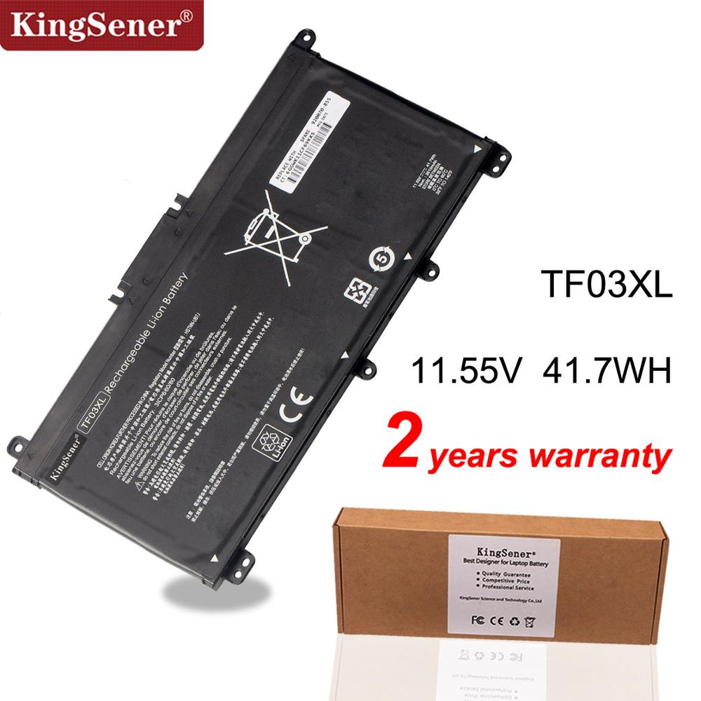 KingSener TF03XL TF03 Battery For HP Pavilion 15-CC 14-bf033TX 14-bf108TX 14-bf008TU HSTNN-UB7J TPN-Q188 TPN-Q189 TPN-Q190 Q191
