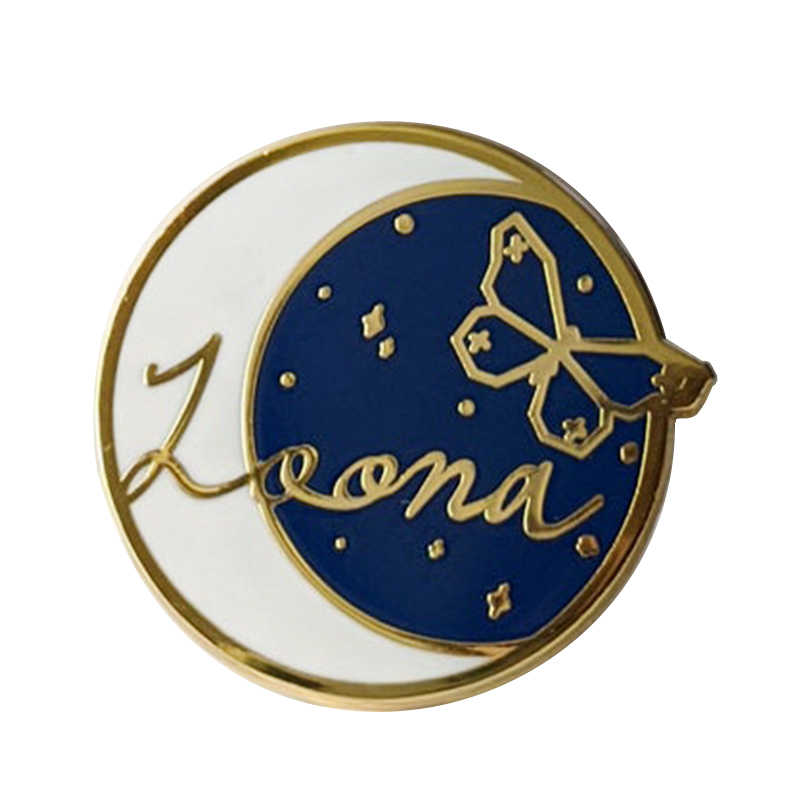 Loona Emaille Pin