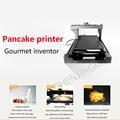 BS-3DY01 принтер для пищевых продуктов 3D принтер для блинов Коммерческая креативная 3D машина для приготовления пищи