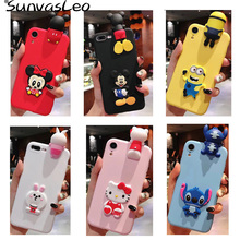 3D Cartoon Animal Soft Case Phone Cover For Samsung J3 J5 J7 (2015 )(2016) J510 J710 J330 J530 J730 J4 J6 J8 Plus 2018 J3 Star стоимость