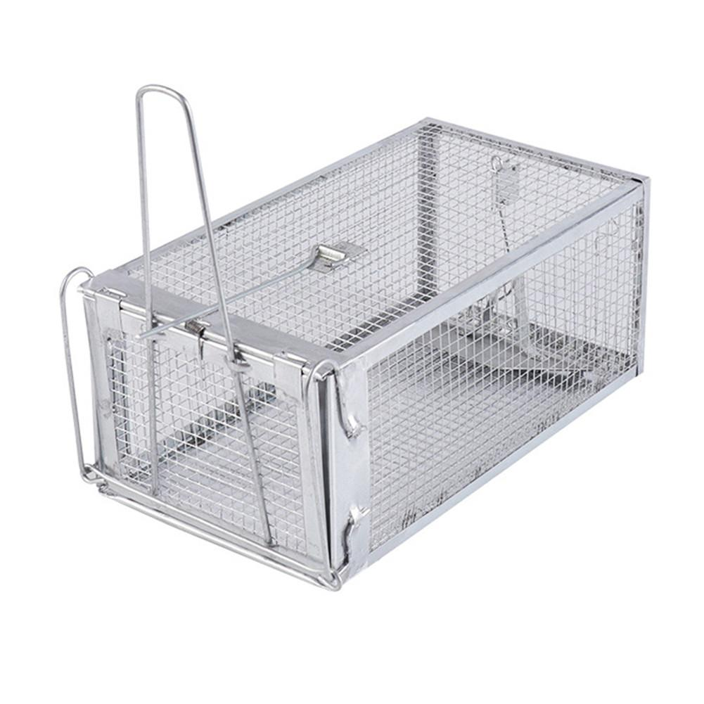 Mouse Cage Mousetrap High Sensitivity Pedal Trap Cage Rodent Killer