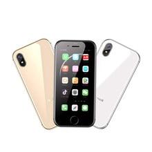 Anica I8 Mini akıllı telefon GSM WCDMA 3G Android cep telefonu 2.4