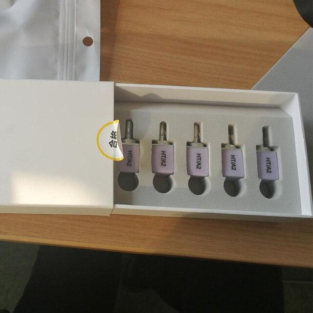 10 pieces dental glass ceramic lithium disilicate blocks C14