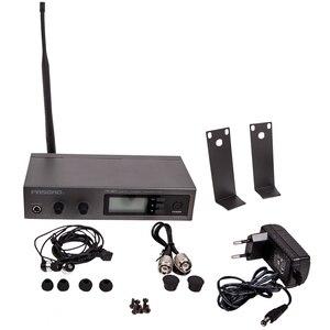 Image 5 - Pasgao PR90 Sistema de monitor intrauditivo estéreo, sistema de monitor inalámbrico, tamaño ligero y pequeño, 655 679MHZ