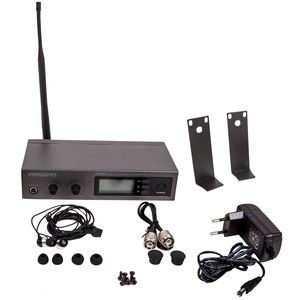 Image 5 - Pasgao PR90  stereo in ear monitor system wireless monitor system lightweight and small size 655 679MHZ