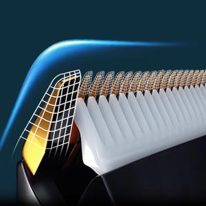 Image 5 - RIWA Impermeabile Capelli Trimmer Taglio di Capelli Cordless Clippers Barbiere Professionale Uomini Tagliatore di Capelli Macchina Per Il Taglio Dei Capelli RE 750A