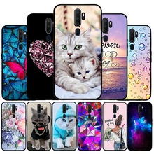 TPU Case For Oppo A9 2020 Case Cartoon Silicone Soft Back Cover For Oppo A5 2020 Phone Cases For Oppo A11 A11X Covers