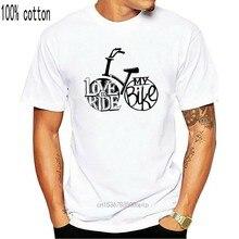 AMO to ride my MOTO - Divertente da uomo ciclismo T-shirt bici strada BMX RACER