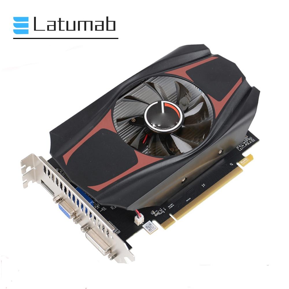 Latumab For NVIDIA GeForce GT730 Graphics Card 4GB GDDR5 128Bit PCI Express Game Video Card
