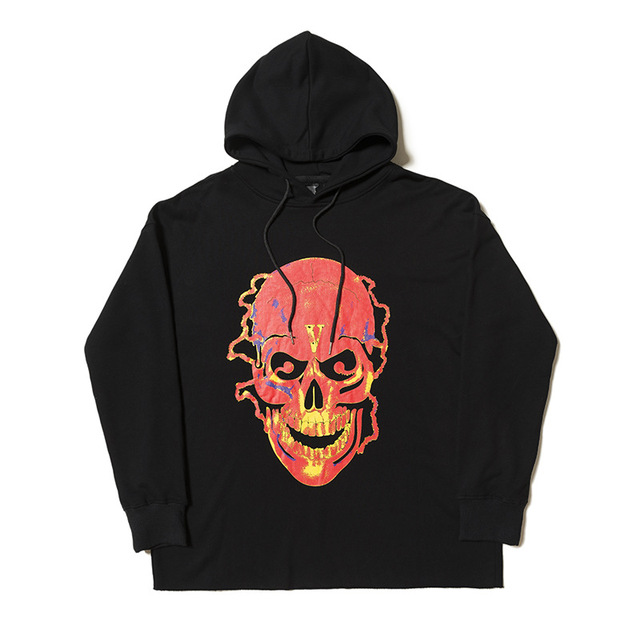 VLONE Skull Hoodie 1