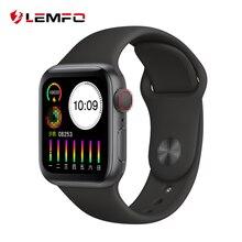 Nuevo reloj inteligente con podómetro de llamadas Bluetooth, frecuencia cardíaca, presión arterial, detección de temperatura corporal IWO 12, reloj inteligente para Android