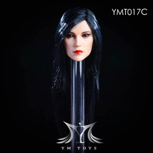 Image 5 - 3 Styles YMTOYS YMT017 1/6 Sexy Beauty LILY Head Sculpt for 12inches  DIY Suntan Tbleague Jiaoudoll Verycool Action Figure