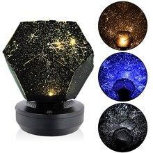 Звездный Небесный Мастер проектор светодиодный волшебный ночник Astro Starlight Galaxy ночник звезда украшение для спальни подарок для детей