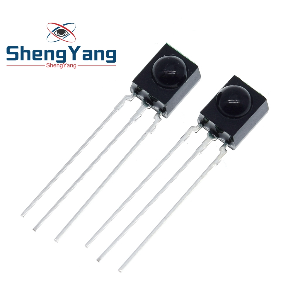 Шэньян высокое качество 2 шт./лот с ИК-приемником 38 кГц пульт дистанционного управления инфракрасный модуль TSOP4838 DIP-3