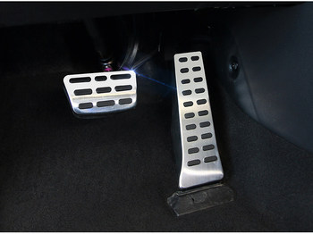 Car Pedal Pad Cover for Kia Sorento KX5 K5 Optima Sportage QL for Hyundai Sonata i40 Tucson Santa Fe IX35 Ceed MT AT turbo cartridge chra core gtb1649v 757886 757886 5003s 28231 27400 757886 0003 for hyundai tucson for kia sportage ii d4ea 2 0l